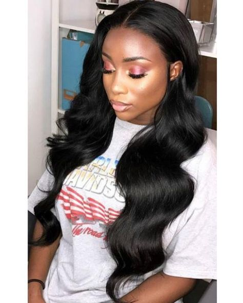 Wigsfox 24 Wavy Long Wigs For African American Women The Same As The H – Gorgeous Wigs