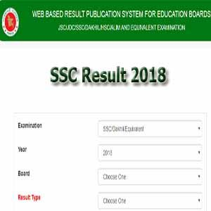 Ssc Result 2020 Published Date All Education Board Education