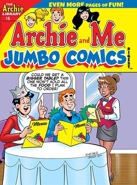 Archie And Me Comics Digest 16 2019 Archie Comics Archie Comics
