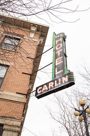 Carlin Hotel Executive Extended Stay Suites Billings Mt Rentals