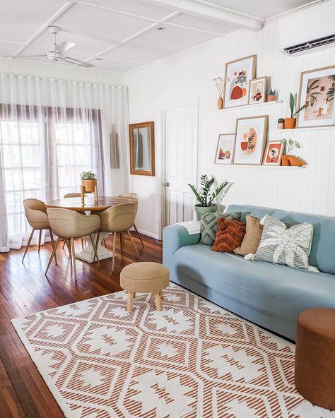 Light n Bright Living Room