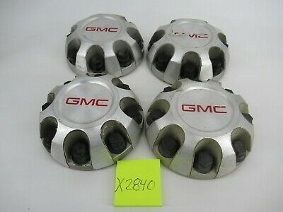 Advertisement Ebay Center Caps Hubcaps Oem 07 10 Gmc Sierra 2500