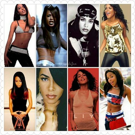 Remembering Aaliyah created many styles that the other ladies are duplicating in there successful careers TODAY!
