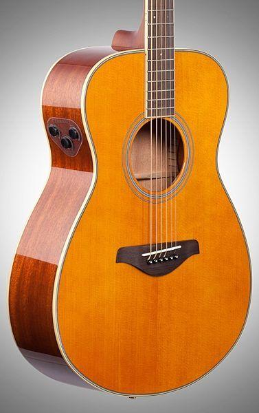 Yamaha Fs Ta Concert Transacoustic Yamaha Guitar Guitar Yamaha Guitars Acoustic
