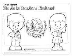 Honores Ala Bandera Dibujo Para Colorear Buscar Con Google