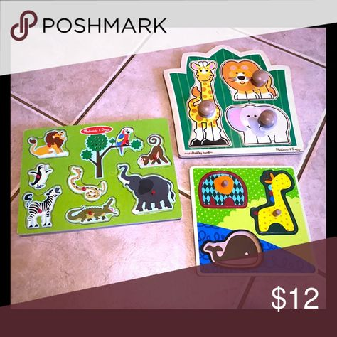 melissa and doug missing puzzle pieces