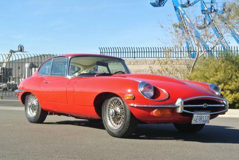 No Reserve: Daily Driven 1969 Jaguar E-type FHC
