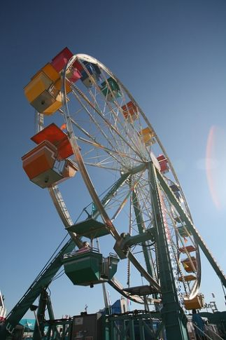 The #Oklahoma State #Fair in #OKC is always the perfect end to #summer!
