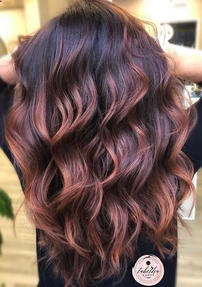 32 Examples of Rose Gold Balayage