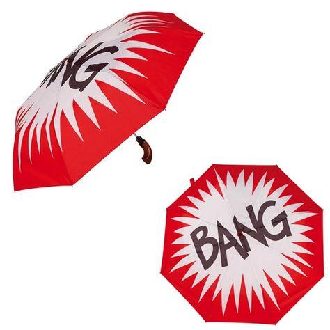 Beautytool Customized Flying Penguins Folding Travel Umbrella