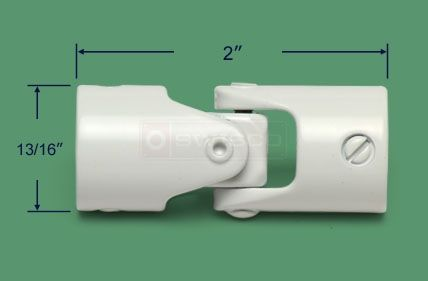 Truth Hardware Universal Joint