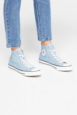 Star Hi Top Converse Sneakers