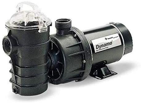 Pentair Dynamo Single Speed Aboveground Pool Pump With Cord 1 1 2 Hp In 2020 Pool Pump Above Ground Pool Pumps Above Ground Swimming Pools