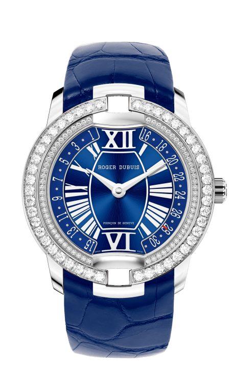 Roger Dubuis Haute Joaillerie Velvet Secret Heart | RDDBVE0029 - Discover the timepiece