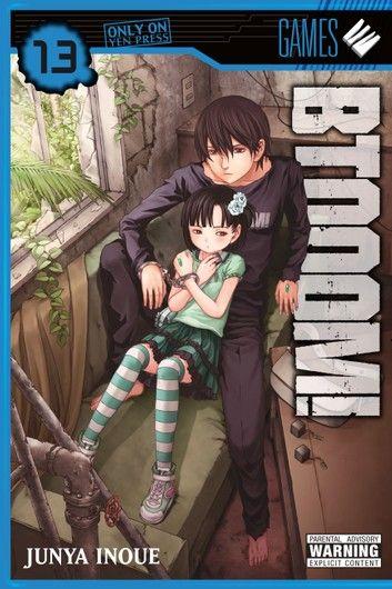 Btooom Vol 13 Ebook By Junya Inoue In 2020 Anime Womens