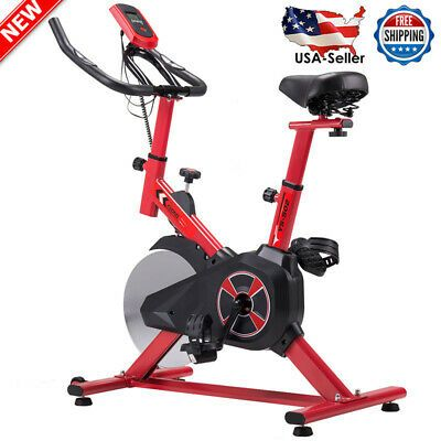 Ad Ebay Link Pro Exercise Bike Spin Cycle Staionary Bicycle Cardio Indoor Fitness Gym Cycling Biking Workout Bike Riding Benefits Upright Exercise Bike