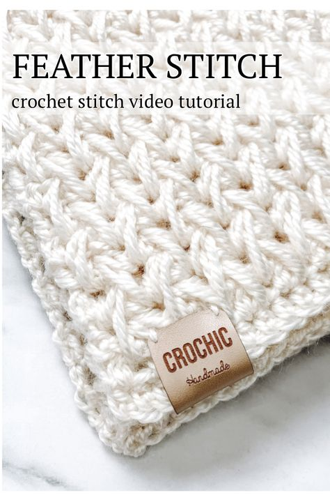 Crochet Motifs, Crochet Stitches Patterns, Knit Or Crochet, Crochet Designs, Knitting Stitches, Crochet Crafts, Crochet Hooks, Knitting Patterns, Different Crochet Stitches