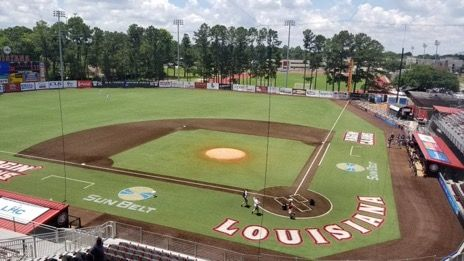 Pin By Randy Champion On Coastal Baseball 2018 College Baseball Baseball Field Baseball