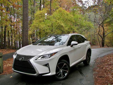 2016 Lexus RX 350, RX 450h - Carolina Finer - First Drive Review - Drive...He Said