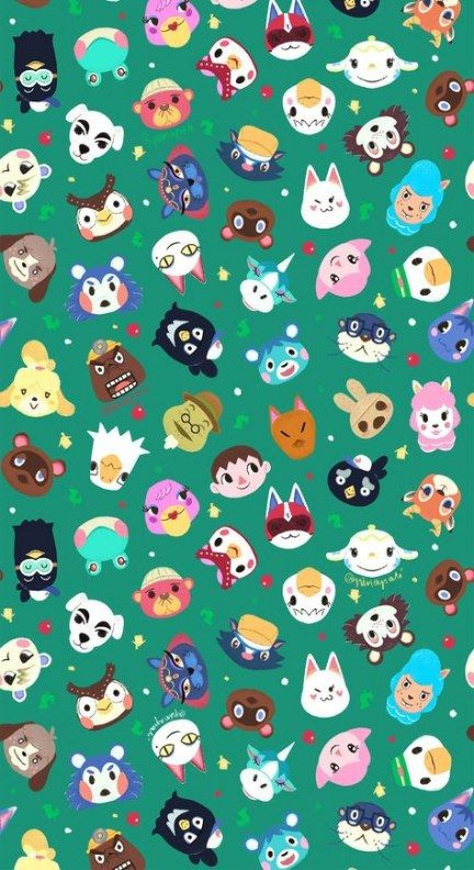 Best Ipad Wallpaper Pattern Artists 21 Ideas Animal Crossing Game Animal Crossing Villagers Animal Crossing Wild World
