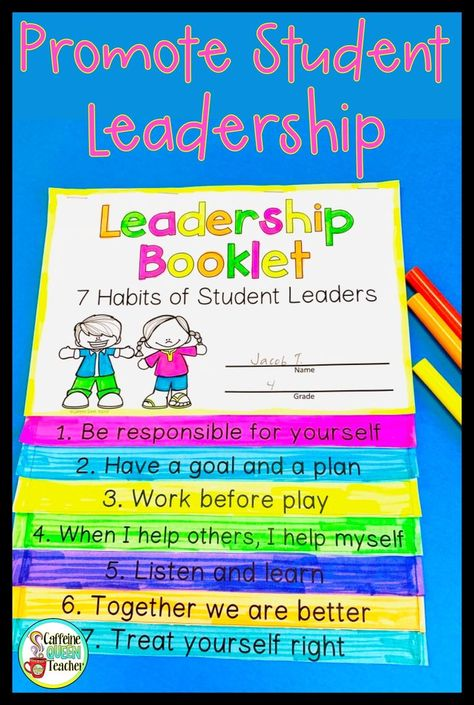 Leadership Activity Flip Book Student Leadership Leadership Leadership Activities