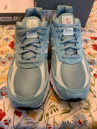 69ab3ce6a0d33 New Balance Mens 11 D M FuelCore Coast v4 Shoes Grey Blue Running Galaxy  Petrol | eBay