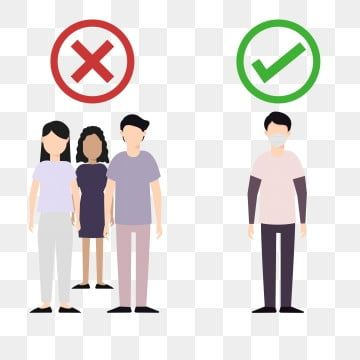 People Social Distancing Guide Person Clipart People Person Png And Vector With Transparent Background For Free Download Teknologi Medis Kartun Foto Lucu
