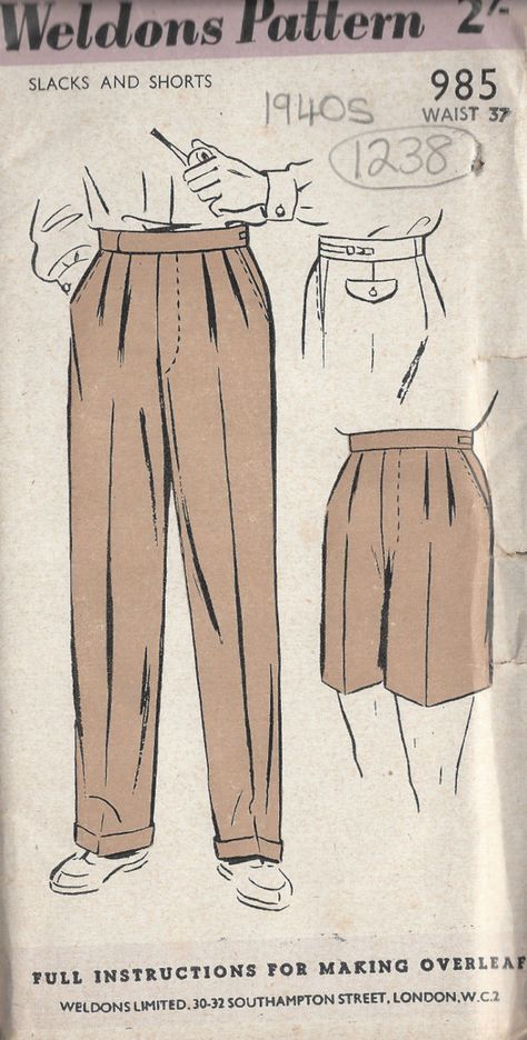 New Photos vintage Mens pants Thoughts , Pants Drawing, Drawing Clothes, Dress Sewing Patterns, Vintage Sewing Patterns, Shirt Patterns, Clothes Patterns, Grey Man, Vintage Inspiriert, Men Trousers