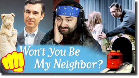 Won T You Be My Neighbor Trailer Reaction Mr Rogers Documentary