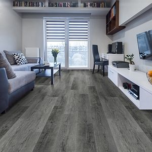 7 Wide 4mm Thick 48 Long Boards Float Installation Spc Vintage Gray Color 30 Grey Vinyl Flooring Grey Vinyl Plank Flooring Luxury Vinyl Plank Flooring