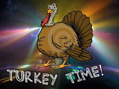 Turkey Time...now it's stuck in my head!! Love it. Just as catchy as Halloween ABC song.