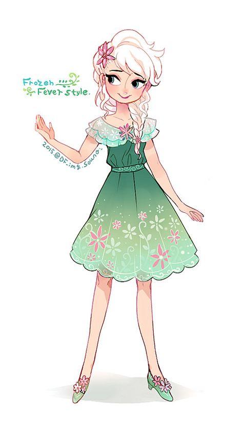 Princesses Fanarts — Source
