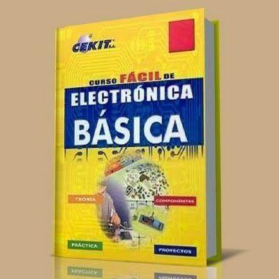 Electrónica Y Refrigeracion Descarga Curso De Electrónica Básica Cekit Pdf C Electrónica Curso De Electricidad Industrial Electricidad Y Electronica