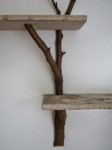 HOME & GARDEN: 70 idées pour mettre des branches dans sa déco !