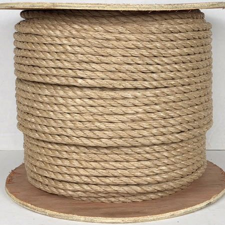 Unmanila Rope Archives Contractorsrope In 2020 How To Make Rope Manilla Rope Wicker Laundry Basket