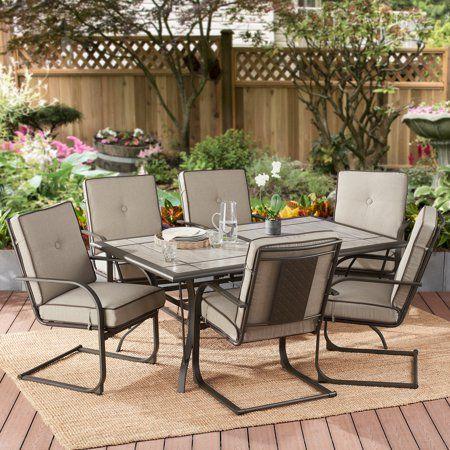 Patio Garden Patio Outdoor Furniture Sets Better Homes