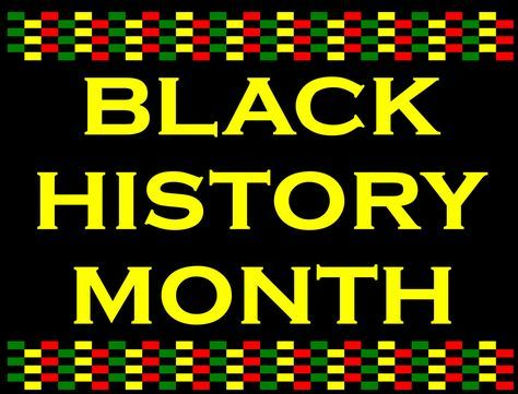 39++ February black history month clipart ideas