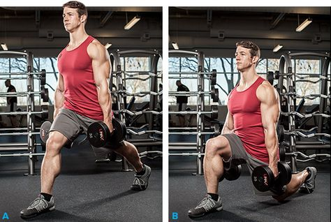 Image result for weighted lunges benefits