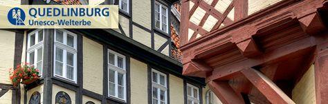 CULTURE & TOURISM Seite Quedlinburg - Portal der UNESCO Welterbe-Stadt am Harz