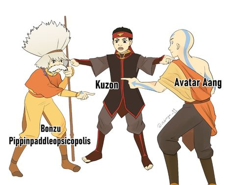 Avatar Aang, Avatar The Last Airbender Funny, The Last Avatar, Avatar Funny, Team Avatar, Avatar Airbender, Aang Funny, Zuko, Haikyuu
