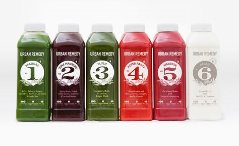 Health drinks by urban remedy a new range of rainbow coloured health health drinks by urban remedy a new range of rainbow coloured health drinks created by urban remedy have hit the american market just in ti pinteres malvernweather Gallery