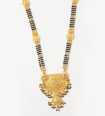 9 Latest 1 Gram Gold Mangalsutra Designs 2019 Gold