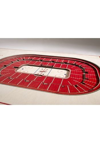 Detroit Red Wings Nhl 5 Layer Stadium Wall Art Sponsored Wings Affiliate Nhl Detroit Detroit Red Wings Red Wings Detroit