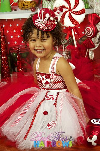 Peppermint Christmas Dress