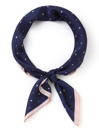 Shop Star Print Bandana  online. SheIn offers Star Print Bandana  & more to fit your fashionable needs.