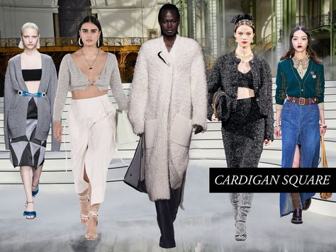 Here's Vogue's edit of the biggest autumn/winter 2020 trends.