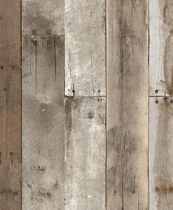 Tempaper Textured Repurposed Wood Self Adhesive Wallpaper 56 Sq Ft Reviews Wallpaper Home Decor Macy S Distressed Wood Wallpaper Repurposed Wood Wood Wallpaper