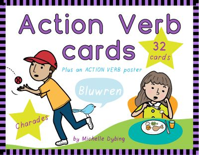 Verb Picture Cards Action pictures, Action verbs and Sentences - action verbs