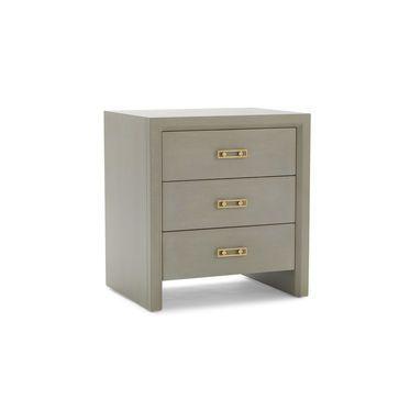 Malibu 3 Drawer Chest Gray Hi Res 3 Drawer Bedside Table Bedside Table Grey Bedside Table