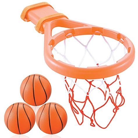 3 Bees Me Bath Toy Basketball Hoop Balls Set For Boys And Girls Kid Toddler Bath Toys Gift Set With Images Bath Toys For Toddlers Bath Toys Toddler Bath